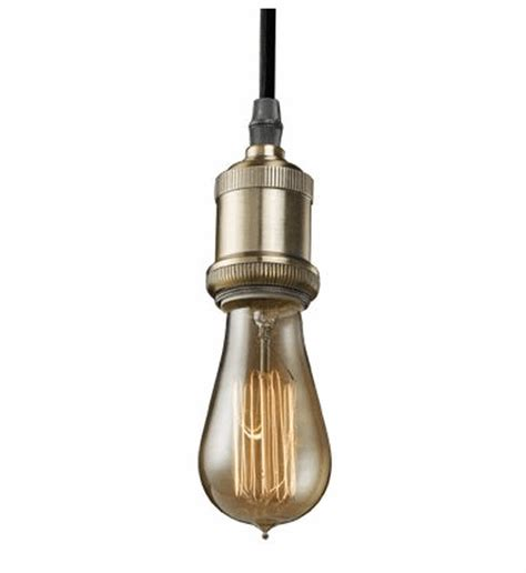 Light Fixture by Nostalgic Bare Pendant Light Fixtures Nostalgic Light