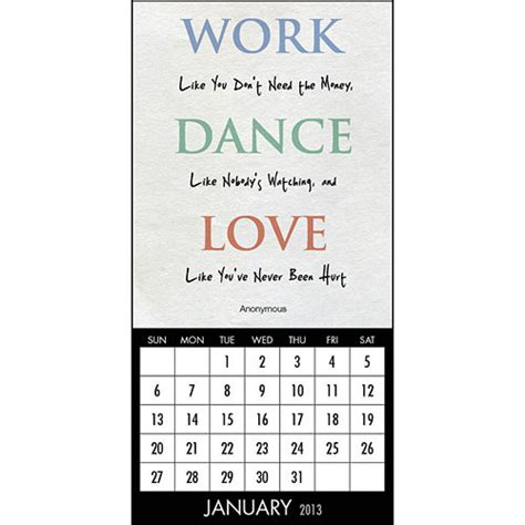 Calendar Quotes Monthly Calendar Quotes Quotesgram