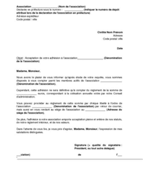 Modèles De Lettre Pour Association Lettre De Motivation Association Le Dif En Questions