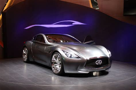 the who new infinity new infiniti essence concept revealed at the 2009 geneva