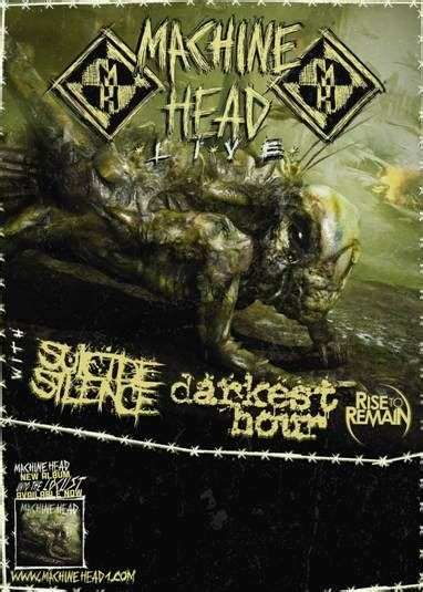 darkest hour baltimore machine head announce spring 2012 tour dates with suicide