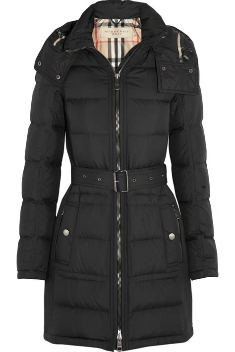 Quilted Coat burberry brit quilted coat net a porter