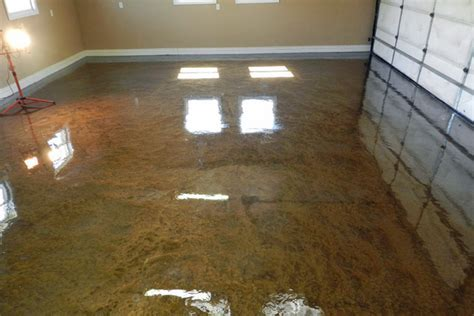 New metallic epoxy flooring a game changer for business