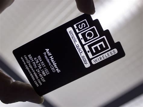 Sick Business Cards
