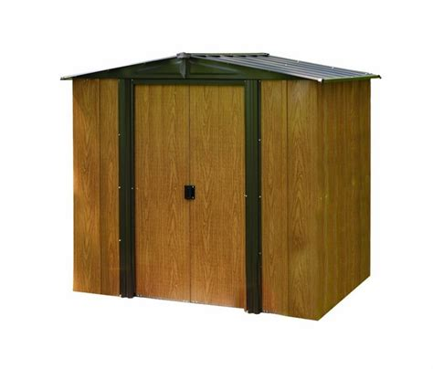 Arrow Woodlake Shed 10 best affordable garden sheds to buy this summer