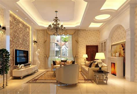 Luxury Living Room Decor by 25 Ceiling Designs For Living Room Home And