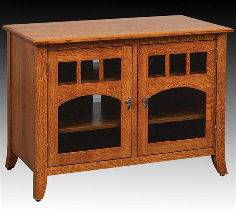 Mentor Furniture by Mentor Furniture Qwp 42 Inch Amish Tv Stand Ow 42n