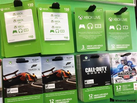 Best Store Gift Cards - how to redeem xbox or windows store gift cards windows central