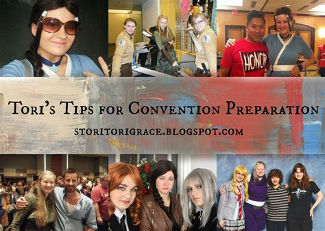 convention tips wanderer s pen s tips for convention preparation