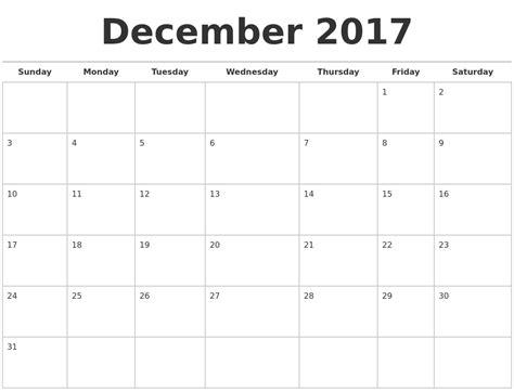 E Calendar 2017 Free Free Printable 2017 Calendar Calendar Template 2016