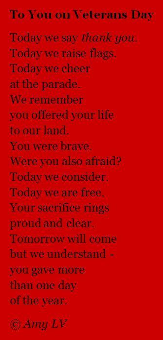 veterans day thank you poems veterans day thank you poems the poem farm to you on
