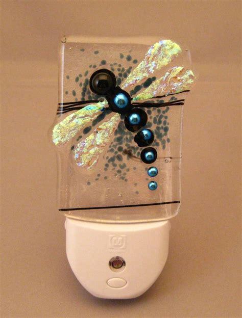 fused glass night lights 292 best fused glass nightlights images on pinterest