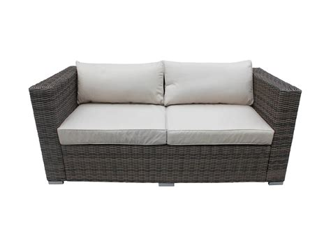 rattan sofa bed 2 seater rattan sofa brokeasshome com