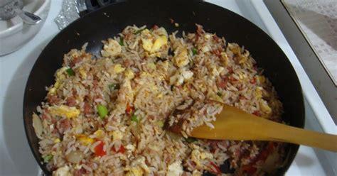 cara membuat nasi goreng untuk 2 porsi cara membuat nasi goreng paling mudah resep cara membuat
