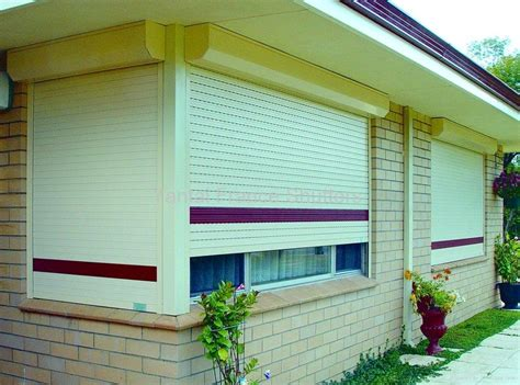 Price Blinds Insulated Roller Shutter With Foam Filled Slats Rol 010