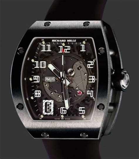Richard Mille Sport richard mille rm 005 the supercar of sports watches luxury watches brands wholesale in swiss