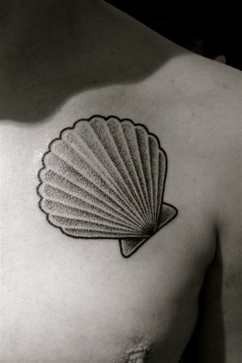 seashell tattoo meaning 7 best seashell tattoos images on drawings