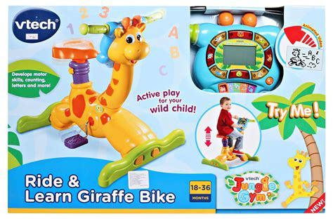 Mainan Anak Giraffe Kick Toys vtech giraffe bike bicycling and the best bike ideas