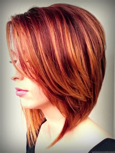 pictures of sapphire black hair with red highlights dark and blonde chunks dark brown hairs