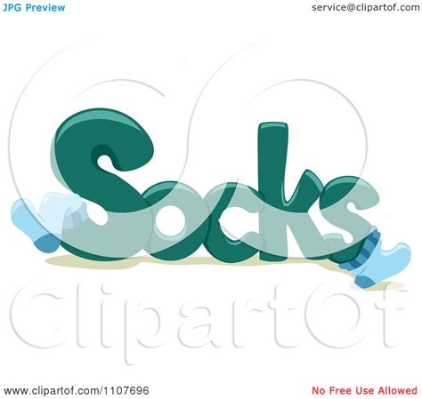 5 Letter Words Vector clipart the word socks for letter s royalty free vector