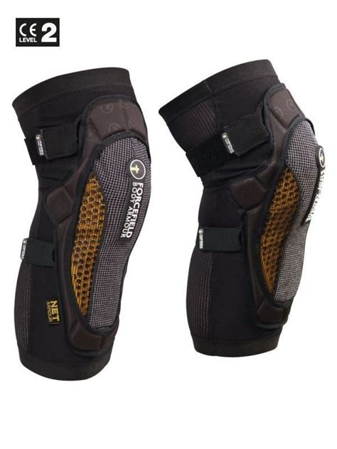 Kaos Armour Tactical forcefield grid knee protector knee pads