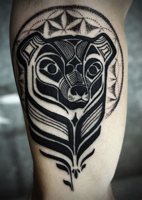 brother bear tattoo west coast reminds me of