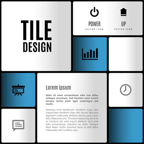 layout design for mobile website mobile interface layout vector material 01 vector web