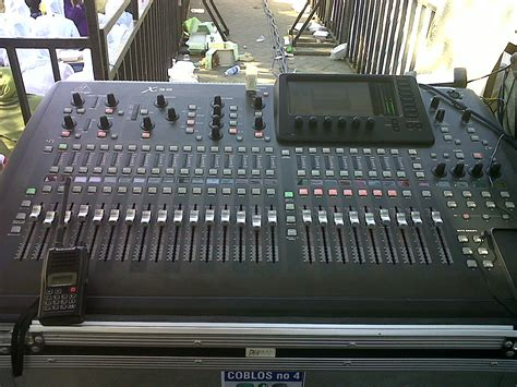 Mixer Di sound system ae disek digital mixer