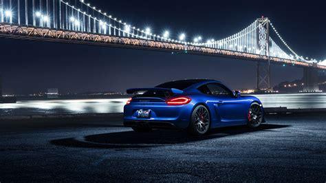 Porsche Hintergrundbilder by Porsche Cayman Gt4 Avant Garde Wheels 2 Wallpaper Hd Car