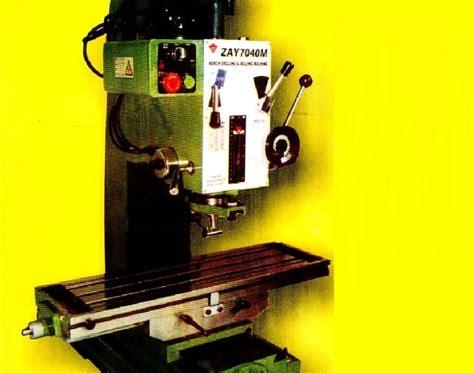 Mesin Bor Radial jual mesin bubut drilling milling zay 7040m
