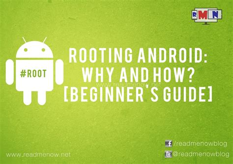 why root android root android why and how readmenow