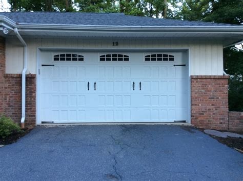 Summit Garage Door by Amarr Oak Summit 15 0 Quot X8 0 Quot Recessed Design With