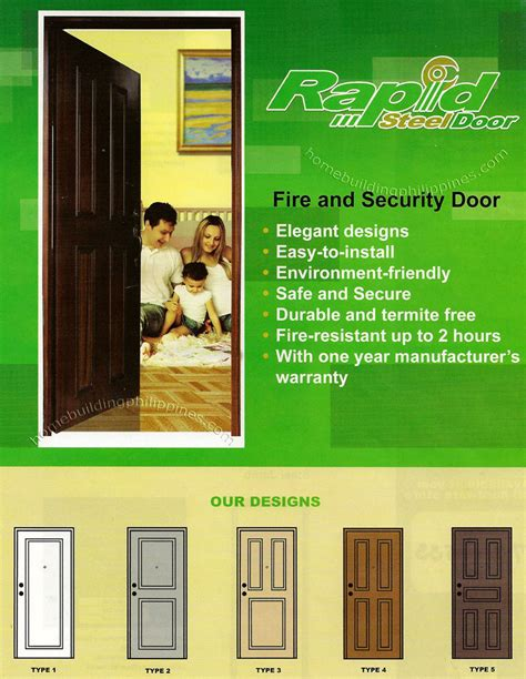 and security door philippines