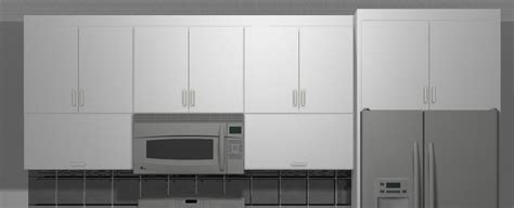 Using different wall cabinet heights in your IKEA kitchen