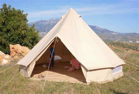tent awnings 4 5 metre ultimate bell tent