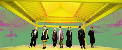 bts drops  video teaser  idol