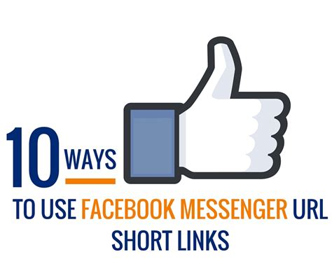 bug url facebook anonitun 10 ways to use facebook messenger url short links
