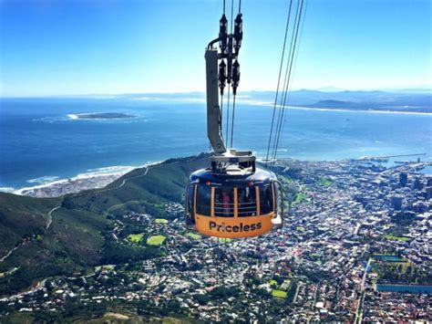 table mountain aerial cableway official cape town pass table mountain aerial cableway