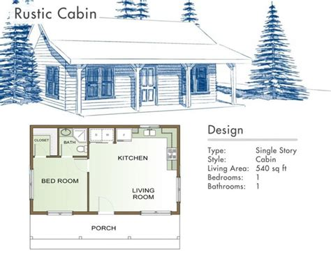 22 decorative rustic floor plans house plans 43624