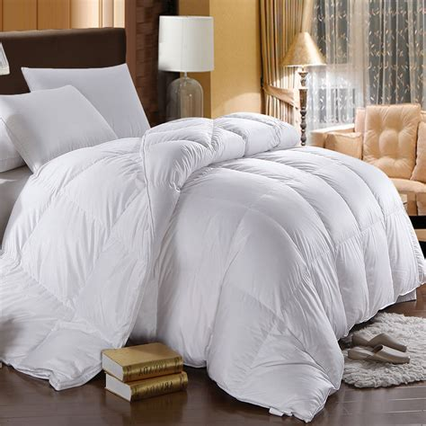 extra wide king size comforters 750 fill power white goose down comforter oversized extra