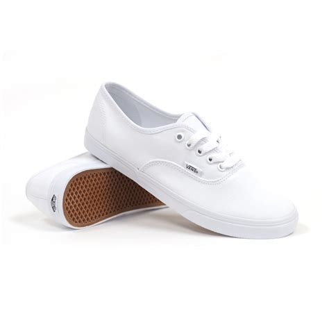 Vans Authentic Icc White vans lo re pro nike air max 93 cb