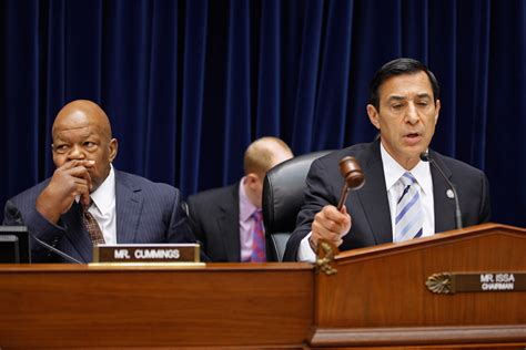 house oversight committee darrell issa in house oversight committee holds hearing to consider contempt of