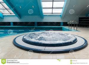 bathtub near swimming pool stock images image