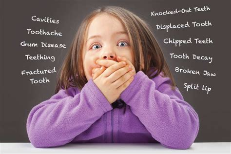 can they pull teeth in the emergency room children s dental concerns and injuries