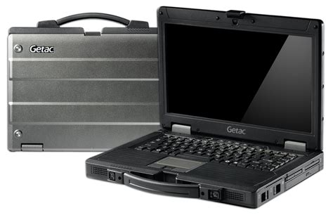 Most Rugged Laptops by Mobile Adds The Getac Semi Rugged Notebook To