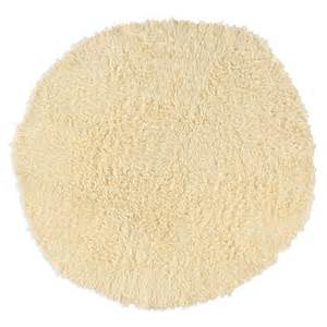 8 Foot Round Rugs Buy Linon Home Flokati 8 Foot Round Rug In Natural From