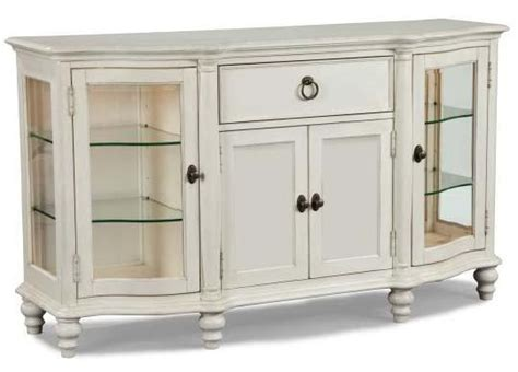 credenza with doors glen cove dining credenza with glass door display cabinets