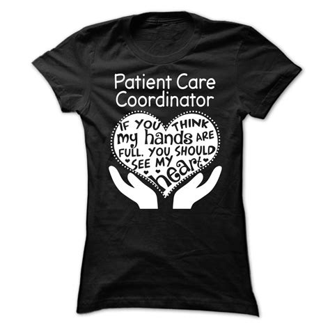 Patient Care Coordinator Doing Mba by Patient Care Coordinator Custom T Shirts Hoodies T