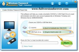windows password reset full version download windows password recovery tool activated for pc