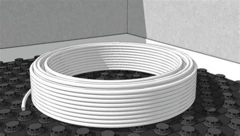 tubo per riscaldamento a pavimento impianti di riscaldamento a pavimento come sono fatti